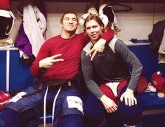 Ovi and Nicky
