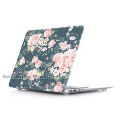 Fashion Little Rose for Girls Fresh Flower Laptop Case Cover For Apple MacBook Pro 13 15 with Retina Mac Air 11.6 12 13.3 inch | iPhone Covers Online
