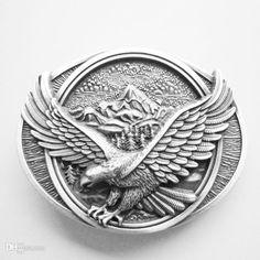 Eagle metal art