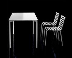 Mesa Striped Rectangular - Mesas de Exterior - Exterior   | DomésticoShop