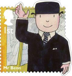 Children's TV Classics -Mr Benn