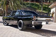 68 Dodge Dart HEMI #dodgeclassiccars