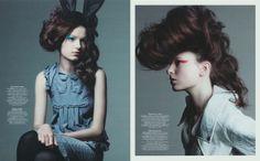 HAIR&MAKE UP by Katsuya Kamo