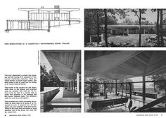 Ulrich Franzen - Towers Residence - Essex, CT - 1957 (3 of 3)