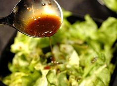 Balsamic Honey Mustard Dressing. Photo by Sackville