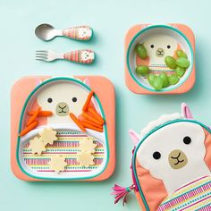 Cute mealtime essentials for your YO. Serves as fun gift. Buy theses different animal backpacks & matching accessories now. Animal Backpacks, Kids Backpacks, Tj Maxx, Skip Hop Zoo, Lunch Box Containers, Kids Plates, Baby Doll Toys, School Supplies, Animals Beautiful