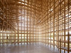 Inspirations Wood Architecture   Of Wood Makes These Designs More Complex Than Conventional