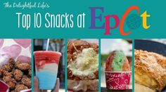 Are you looking for the best snacks in Epcot? Whether you're on the Disney Dining Plan or just looking for delicious treats, we've got you covered!