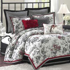 A beautiful bedding set to enhance the bedroom furniture Bedroom Comforter Sets, Bed Comforter Sets, Home, Comfortable Bedroom, Luxurious Bedrooms, Bedding Sets, Bed, Luxury Bedding, Bedroom