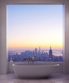 This $80 Million Apartment Has The Most INSANE Views Of NYC #refinery29  http://www.refinery29.com/2014/10/76275/432-park-avenue-nyc-apartment