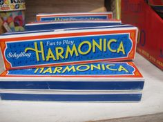 Harmonica for a Stocking Stuffer this year!