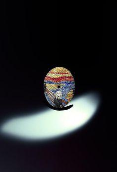 Palmiero Jewellery Design Hommage to Munch