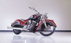 Indian Motorcycle Big Chief Custom