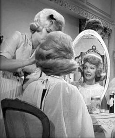 wow! is that me? Mark exclaimed! 1960 Hairstyles, Vintage Hairstyles, Vintage Hairdresser, Vintage Hair Salons, Nostalgia, 1960s Hair, Beehive Hair, Bouffant Hair, Hair Color For Women