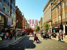 Oxford Street | Flickr - Photo Sharing!