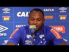 Sassá promete fazer história no Cruzeiro