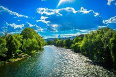 vrbas, banja luka Republika Srpska, Serbo Croatian, Banja Luka, Bosnia And Herzegovina, Country, River, City, Places, Nature