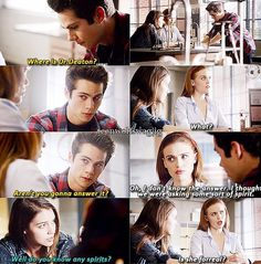 Stiles and lydia hook up