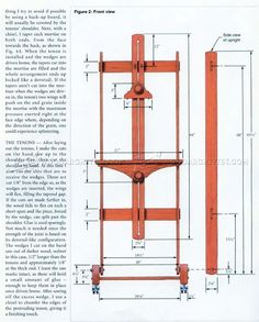 Artist Easel Plans - Woodworking Plans and Projects - Woodwork, Woodworking, Woodworking Plans, Woodworking Projects Learn Woodworking, Woodworking Furniture, Woodworking Plans, Woodworking Projects, Woodworking Quotes, Woodworking Patterns, Diy Easel, Wooden Easel, Art Studio Organization