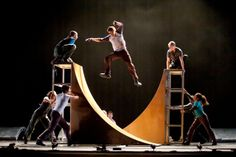 An interview with Diavolo- LA based Daredevils of Dance