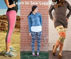 Free Leggings Patterns for Adults
