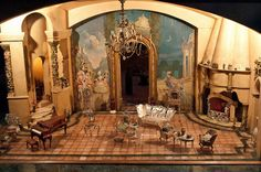 Sitting Room Colleen Moore's Fairy Castle | Flickr - Photo Sharing!