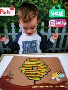 Nursery Activities, Creative Activities For Kids, Toddler Learning Activities, Preschool Learning Activities, Indoor Activities For Kids, Infant Activities, Preschool Activities, Teaching Kids, Kids Education