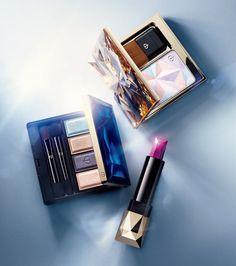 Cle de Peau Enchanted Beauty Makeup Collection for Spring 2015 Eyeshadow Makeup, Mac Makeup,