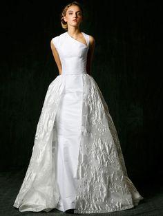 Sareh Nouri Fall 2017: Wedding Dresses Inspired by Paris   TheKnot.com