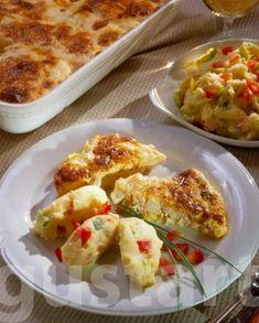 Lajos Mari konyhája - Tejszínes rakott csirkemell