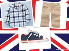 Jubilee Outfits for Boys - Outfit 1