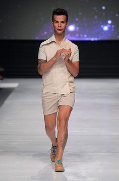 Lima Fashion Week |Elfer Castro Runway #Lima #fashion #designer #runway #lifweek | LIFWEEK '13