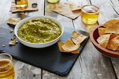Our Recent Favorite Recipes from the Test Kitchen  Roasted Salsa Verde by butterandthyme