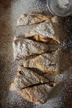 30 Minute Apple Strudel - All the comfort of a traditional strudel in half the time!