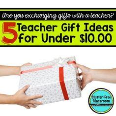 Last minute christmas gift ideas below $10.00