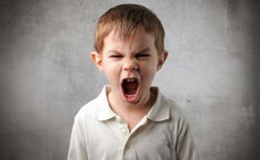Çocuklarda Öfke Nöbeti