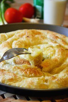 Bosnisch-kroatische Krompiruša –von Marina #hippeknollen #reweregional #kartoffelrezepte