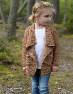 Jadore Sweater children pattern available at LoveCrochet. Find more patterns by The Velvet Acorn and share your own projects at LoveCrochet.Com!
