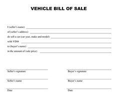 photo regarding Free Printable Auto Bill of Sale identify Simple Invoice of Sale Template - Printable Blank Type