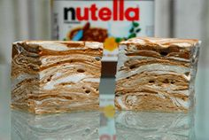 Viveltre's gourmet Marshmallow Confections Include a Nutella Flavour #lifestyle #trends trendhunter.com