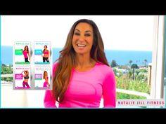 Body Weight Workout DVDs - Natalie Jill Fitness