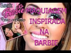 Assista esta dica sobre MAQUIAGEM INSPIRADA NA BARBIE: e muitas outras dicas de maquiagem no nosso vlog Dicas de Maquiagem.
