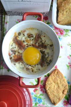 acqua e farina-sississima: uovo in cocotte