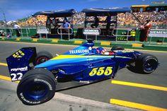 jacques villeneuve 1999 | 1999 Australian Grand Prix, Melbourne, Jacques Villeneuve, BAR ...