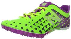 New Balance Women's WSD400 Spike Track Shoe,Green/Purple,7.5 B US New Balance http://www.amazon.com/dp/B008I34HWS/ref=cm_sw_r_pi_dp_HNchub1SCV4BR