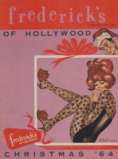 Christmas '64 - 1964 Frederick's of Hollywood Catalog