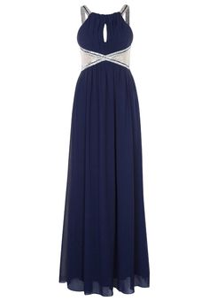 Little Mistress Ballkleid - navy - Zalando.de