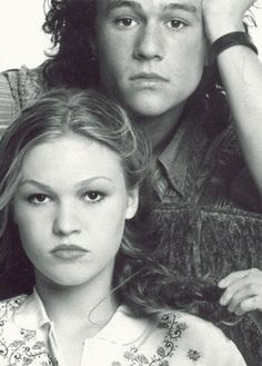 "10 Things I Hate About You.  One of my first ""favorite movies."""