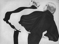 October Vogue 1960   Photo by Erwin Blumenfeld