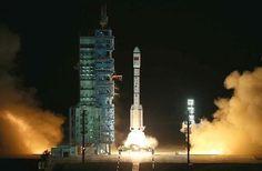 中国天宮2号打ち上げ成功 宇宙基地開発が本格化